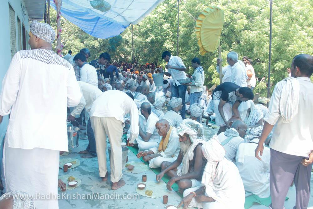 radha krishna lord temple