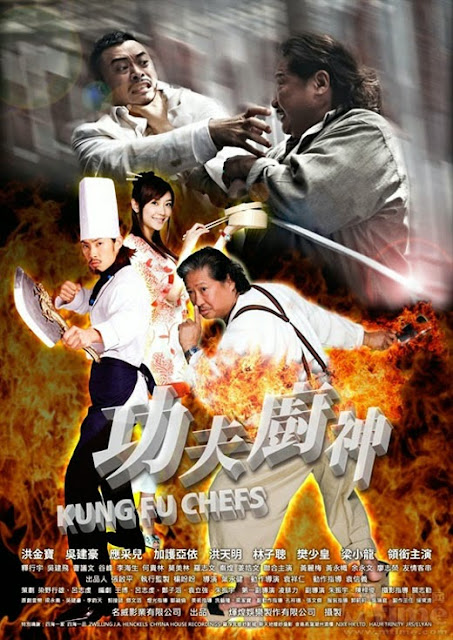 Xem Phim Kung Phu Vua Đầu Bếp - Kung Fu Chefs