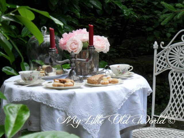 Victorian tea party by My Little Old World