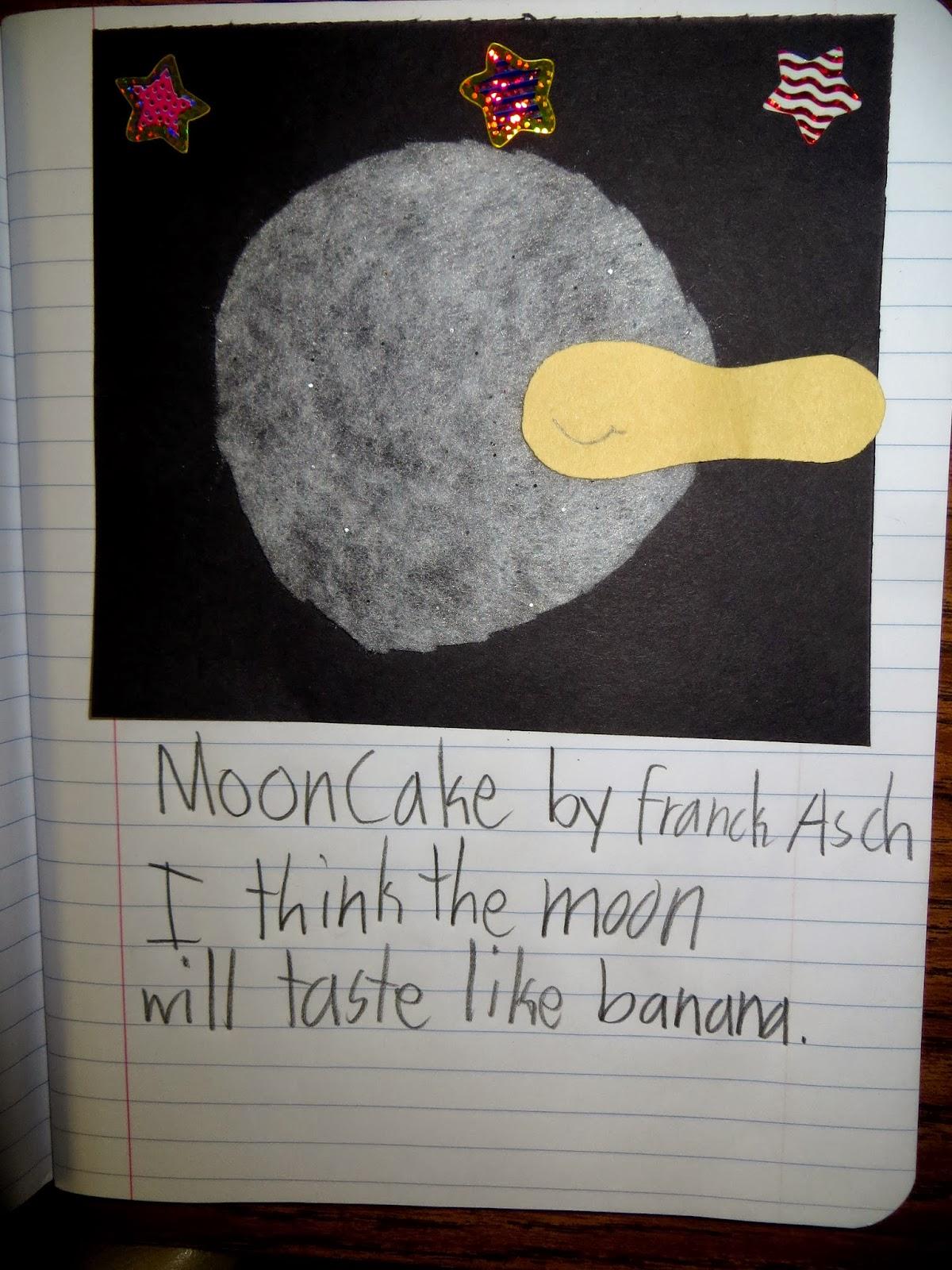 First Grade Wow Moon Over My Firsties