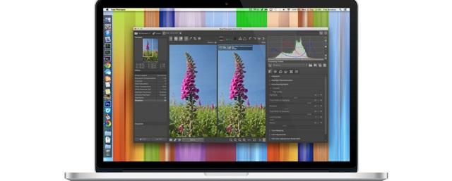 أفضل البرامج المجانية لمعالجة الصور الخام (RAW) لأجهزة الماك