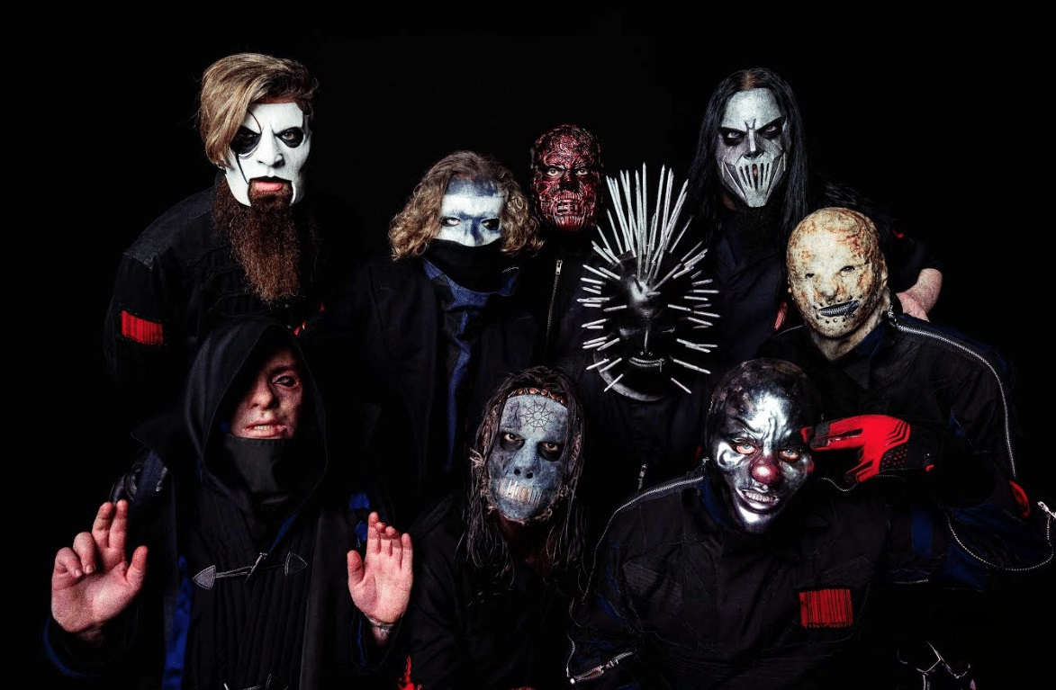 Slipknot group photo 2019