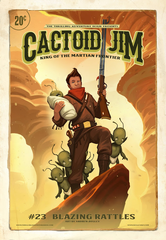 Cactoid Jim! The Lost Episode