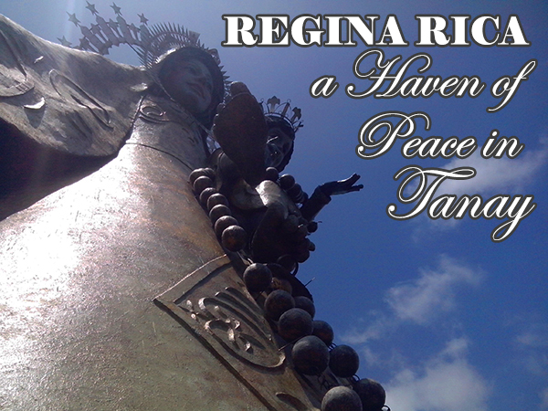 Regina RICA, a Haven of Peace in Tanay