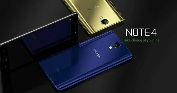 Infinix Note 4 And Infinix Note 4 Pro Full Specifications