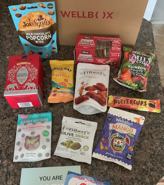 Wellbox - Devour Care Box