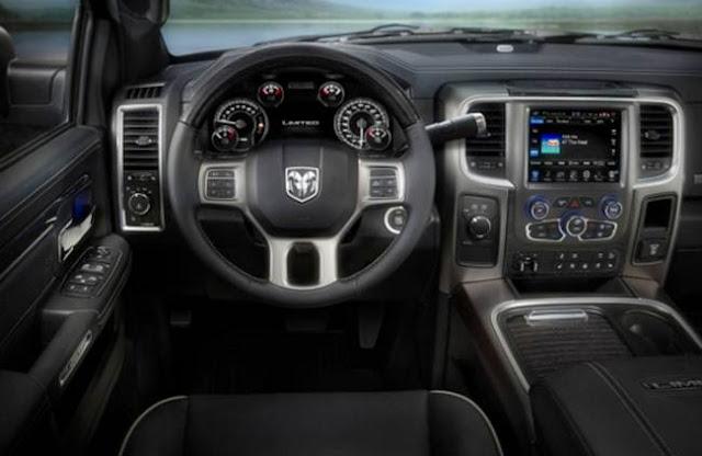 2017 Ram 1500 Ecodiesel Redesign