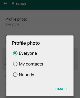 WhatsApp Par Profile picture Hide Kaise Kare