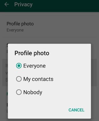 WhatsApp Par Profile picture Hide Kaise Kare