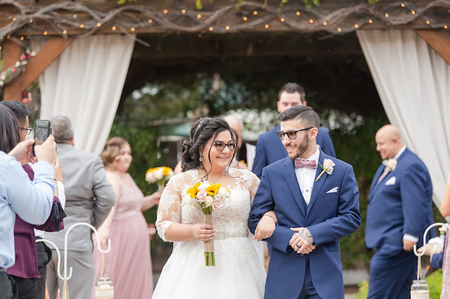 Shenandoah Mill Wedding Ceremony by Micah Carling Photography