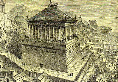 Resultado de imagen de mausoleo de alejandro magno