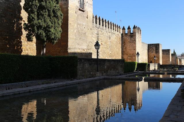 Muralla de la ciudad de Córdoba