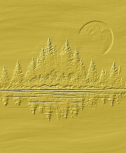Golden Concept Art