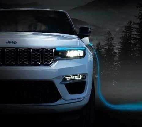 Novo Jeep Grand Cherokee 2022 Híbrido