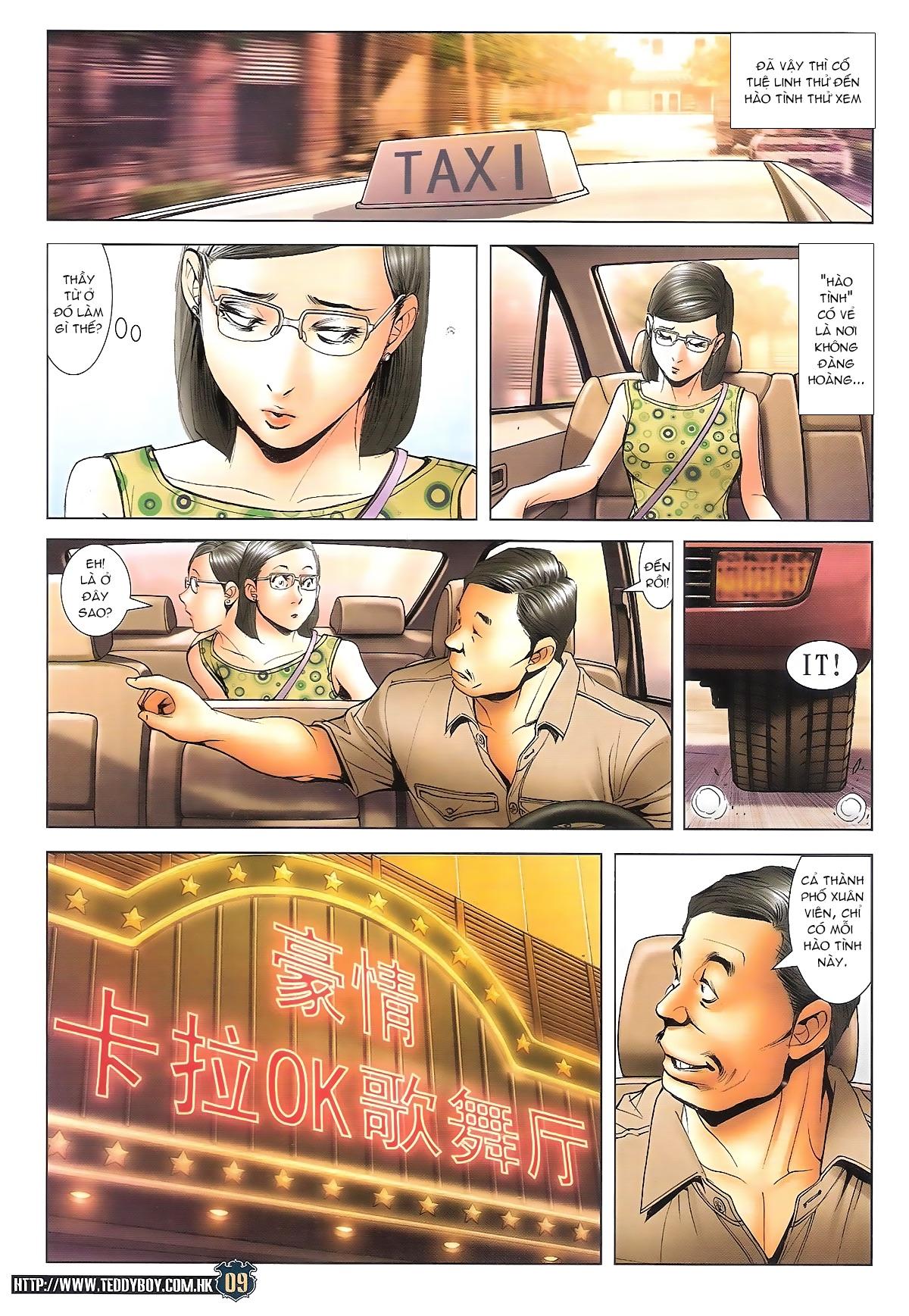 Người Trong Giang Hồ chapter 1706: kịch chiến trang 8