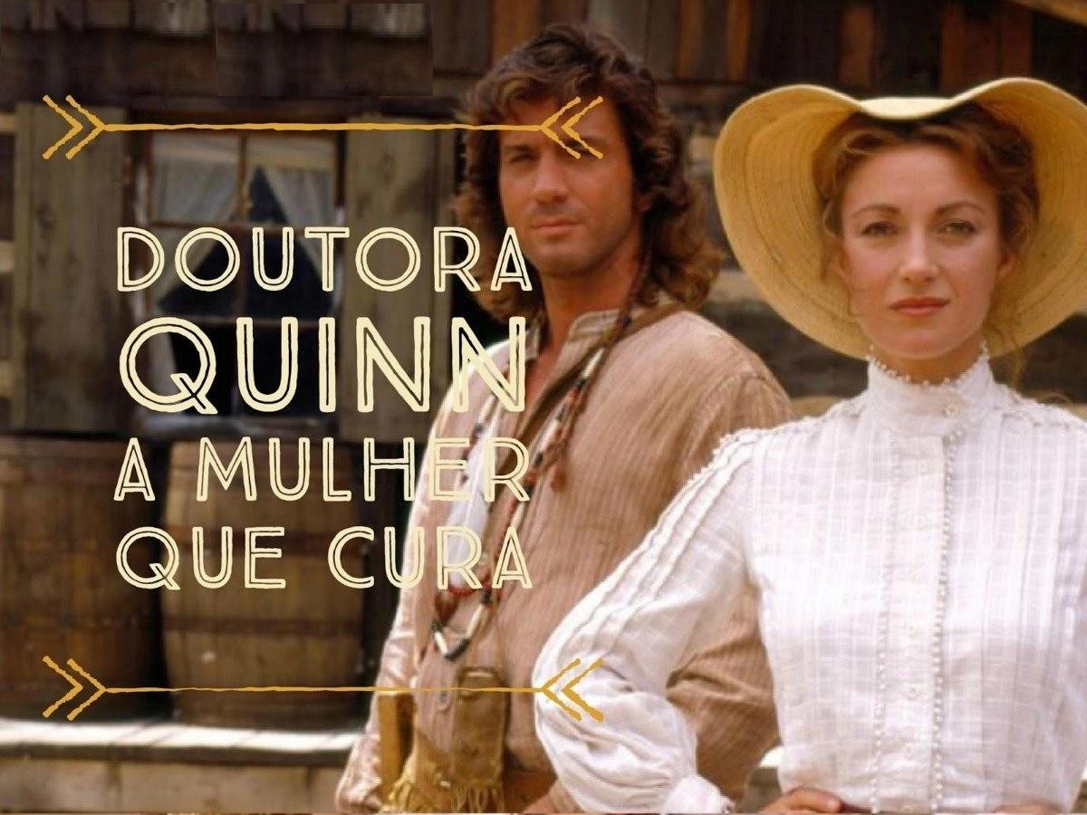 FALANDO EM SÉRIE | Dra Quinn: A Mulher que Cura ( 1993)