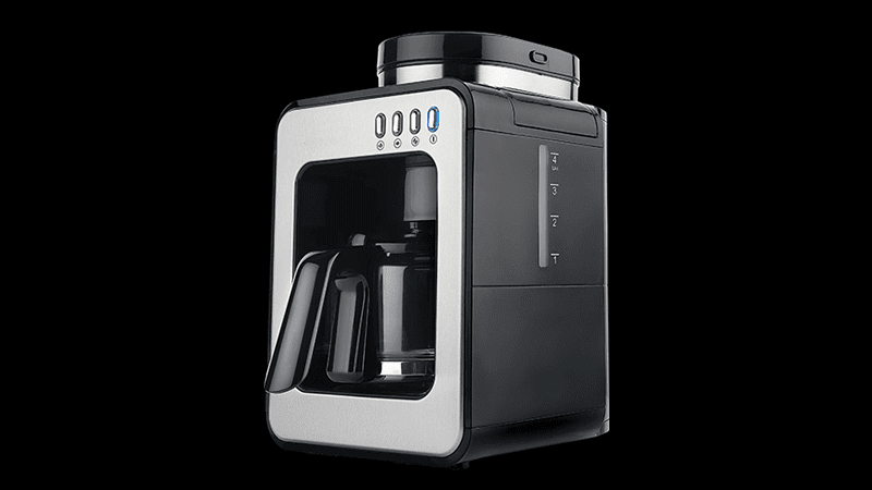 Hanabishi launches 2IN1 Grinder and Coffee Maker for just PHP 3,750!
