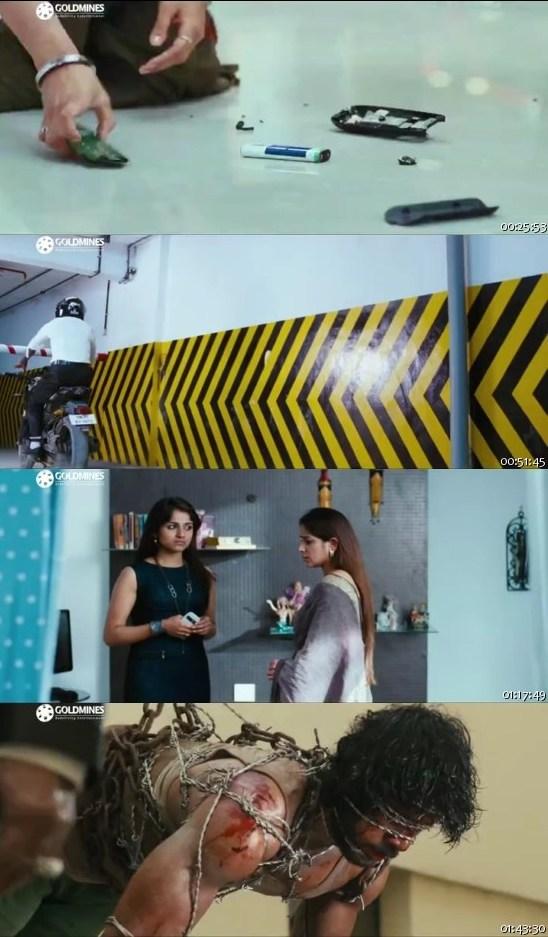 Paanch Ka Punch 2018 Hindi Dubbed 480p HDRip 450mb