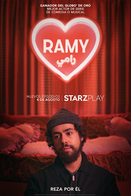 Cartel Ramy Temporada 2