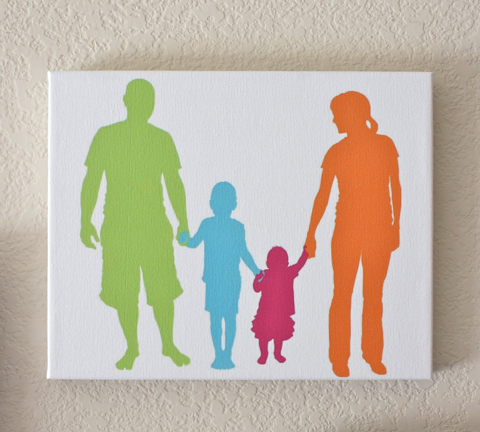 Our canvas prints are printed and stretched in-house and come ready to hang or display with a classic semi-gloss finish. To turn your pictures to canvas prints just choose your canvas size and wrap thickness, upload your pictures or art, and choose your border for a personalized canvas print .