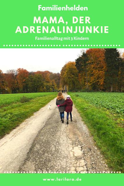 Der Alltag von Abenteuer Familienleben