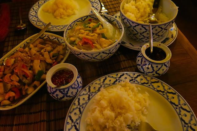 Thailändisch Essen Amsterdam