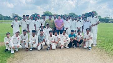 रविंदर फागना टी 20 मिक्स कॉर्पोरेट टूनामेंट आरसीसी पैंथर्स सोहना ने 35 रन से जीता
