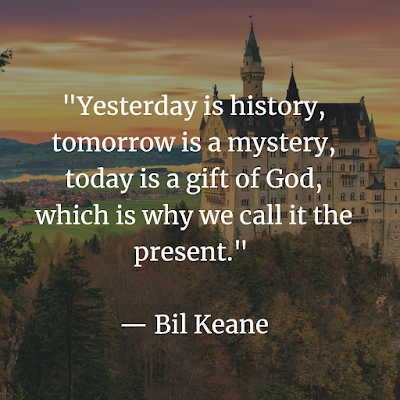 Bil Keane quote for inspiration