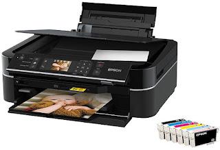 Download Printer Driver Epson Stylus Photo PX650