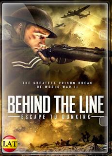 Detrás de la Línea: Escape de Dunkirk (2020) DVDRIP LATINO