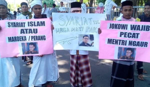 Soal Perda Jilbab, Tokoh Agama Aceh : Pusat Jangan Cari-cari Masalah dengan orang Aceh