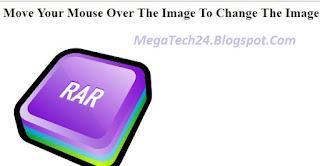 javascript image change on hover