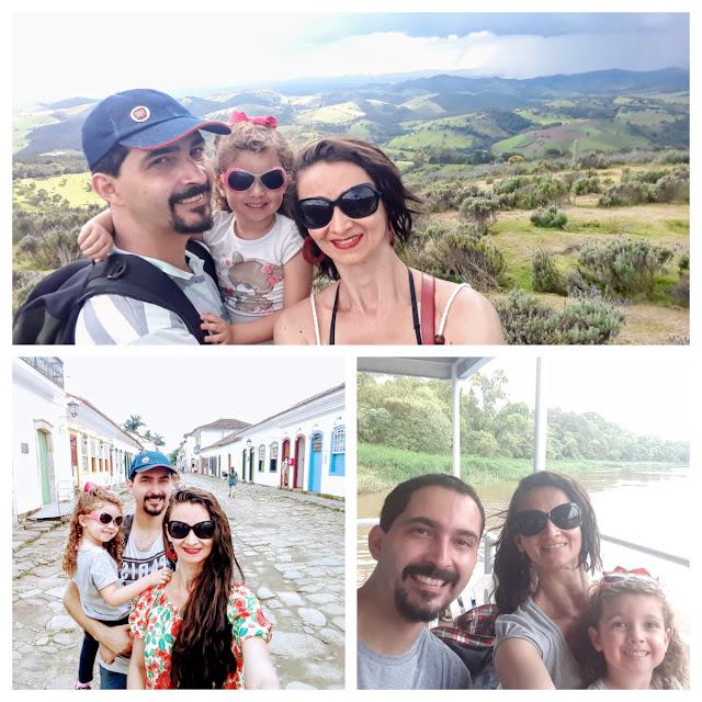 Viagens com filhos: histórias de famílias viajantes.