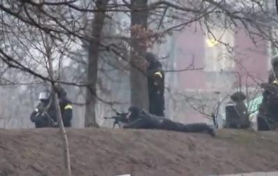 Евромайдан снайпера