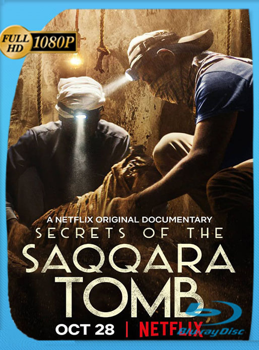 Los secretos de la tumba de Saqqara (Secrets of the Saqqara Tomb) (2020) 1080p WEB-DL Latino [Google Drive] Tomyly