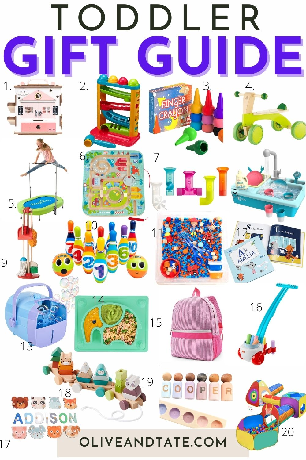 The Best Gifts for Toddlers 2021: STEM Based and Gender Neutral