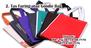 Tas Furing atau Goodie Bag adalah Souvenir Dengan Budget Hemat Yang Tepat untuk Promosi Perusahaan