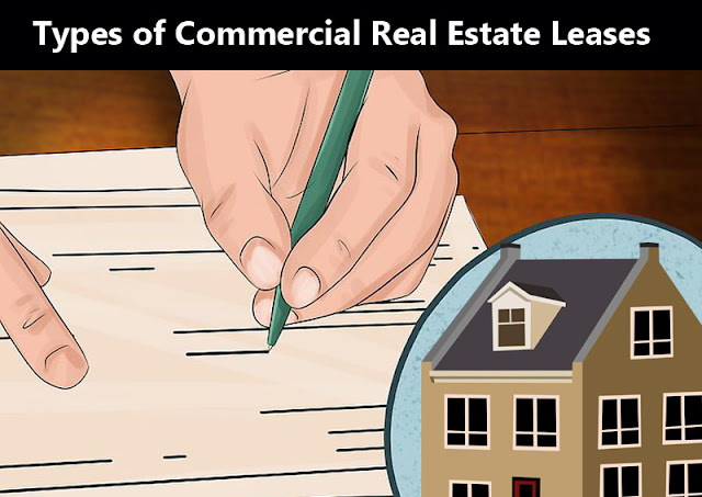 DC Fawcett Real Estate -Types of Commercial Real Estate Leases