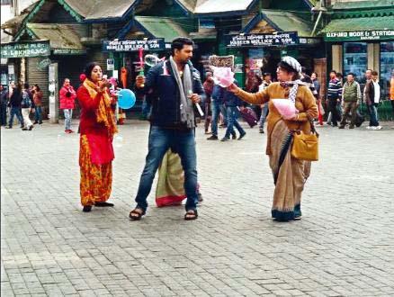 Darjeeling reclaims its glory on silver screen
