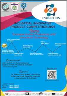 INDUSTRIAL INNOVATIVE PRODUCT COMPETITION