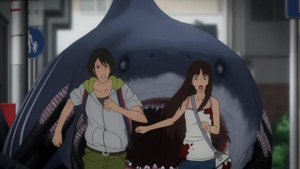 Black Hole Reviews Gyo Tokyo Fish Attack 2012 Junji