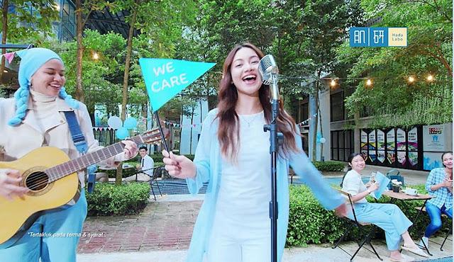 Hada Labo New Music Video Cahaya, Hada Labo, Hada Labo Watsons 'We Care' campaign, Beauty Music Video, Beauty