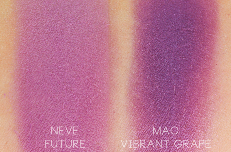 Neve Cosmetics Mutations Future swatch