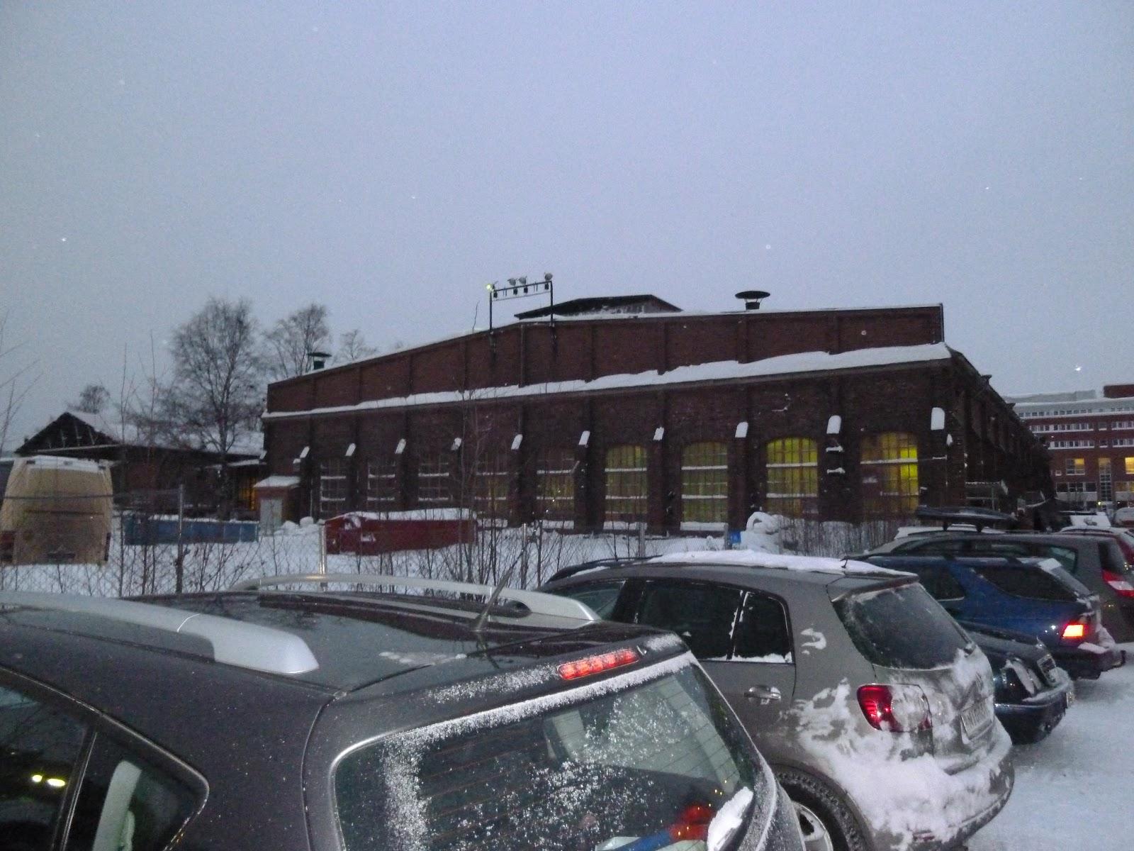 Lasinkeräilijän Blogi: Valtterin kirpputori lopetti