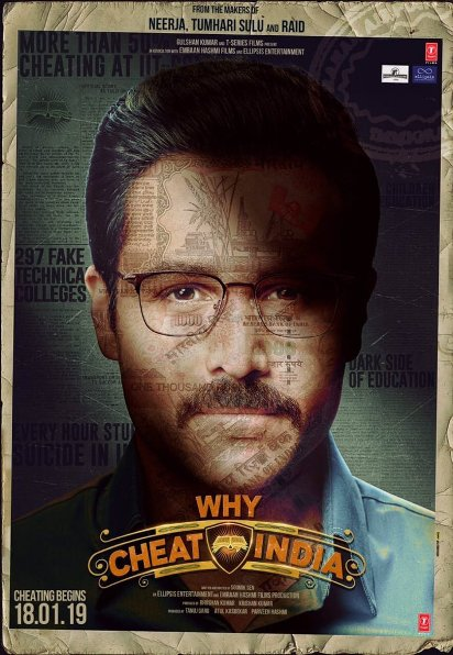Bollywood movie Why Cheat India Box Office Collection wiki, Koimoi, Wikipedia, Why Cheat India Film cost, profits & Box office verdict Hit or Flop, latest update Budget, income, Profit, loss on MT WIKI, Bollywood Hungama, box office india