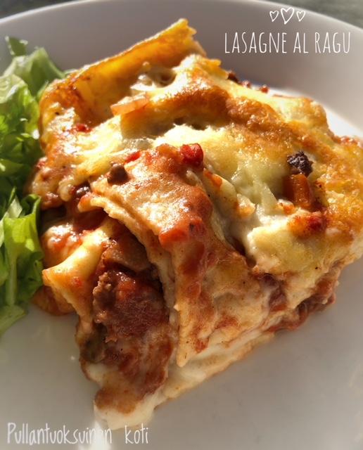 #lasagne #jauhelihalasagne #mincedmeat #food #recipe #italiankitchen #ellantoscana #deliciousfood #pasta #italialainenkeittiö