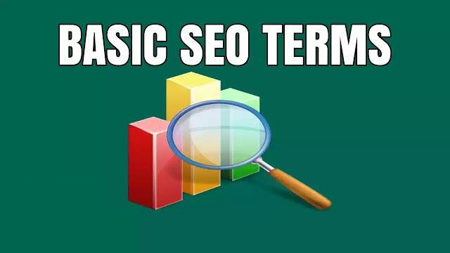 Basic SEO Terms