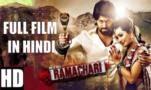 Mr & Mrs Ramachari 2016 HDRip 999MB Hindi Dubbed 720p