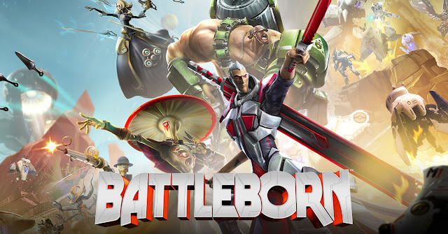 Empieza el free trial de Battleborn en PC y ONE y más tarde en PS4