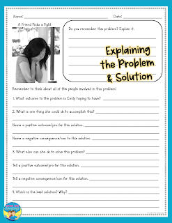 Download this free, no prep social skills unit for teens to foster great discussions!